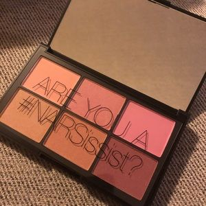 New in Box Nars Narsissist Unfiltered II Palette